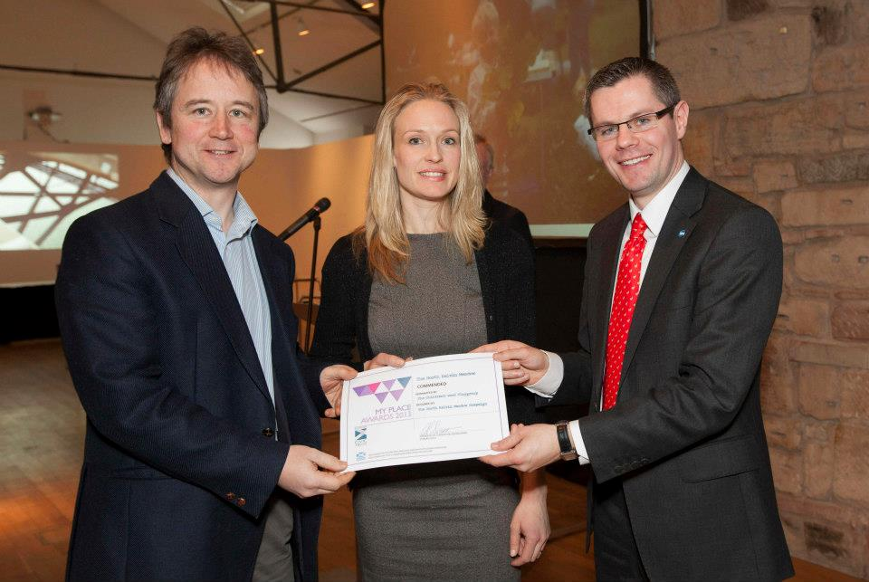 Commended by The Scottish Civic Trust