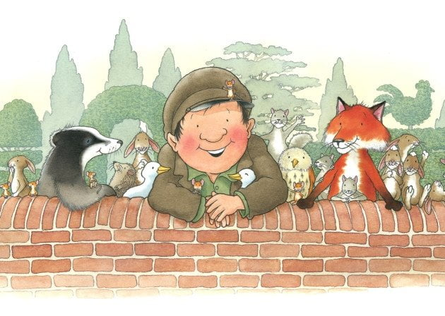 Image result for percy the park keeper